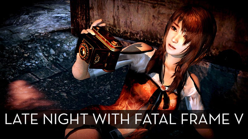 Illustration for article titled The Up All Night Stream Plays Fatal Frame V [Game Completed!]