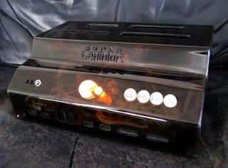 Illustration for article titled Super Genintari 4-in-1 Console Jams Nintendo, SEGA, and Atari