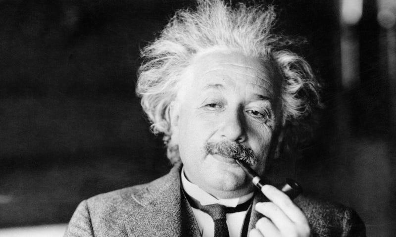 Einstein. AP