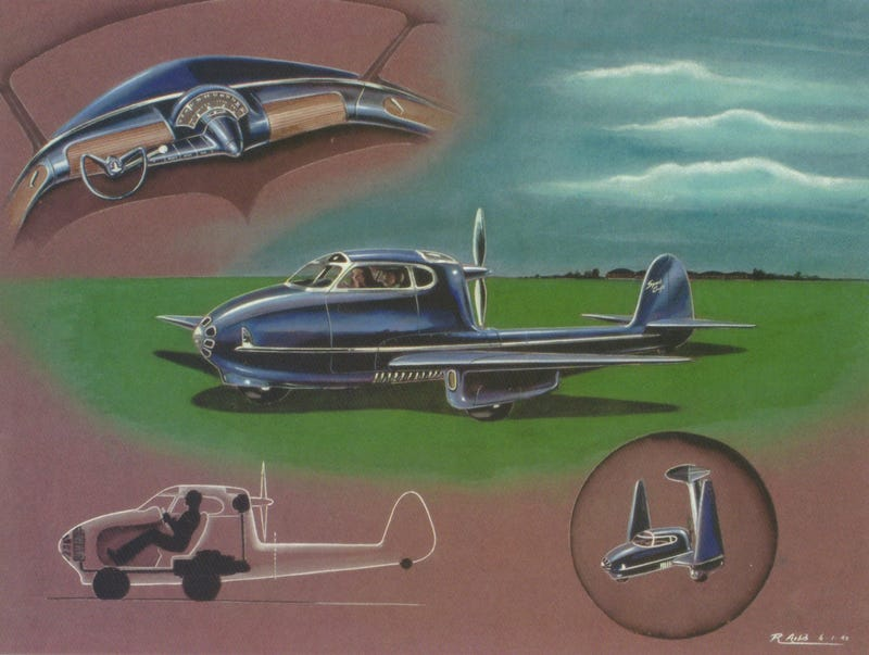 Illustration for article titled Not Everybody Was Excited About America's Flying Machine Future