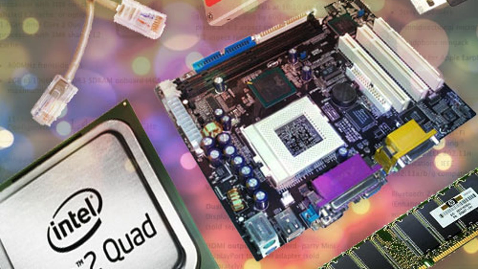 How To Craft The Perfect Computer Spec List For Your Needs Creative And Cool Ways Reuse Old Circuit Boards 15 7