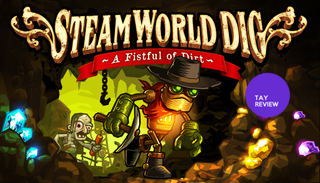 Illustration for article titled SteamWorld Dig: The TAY Review