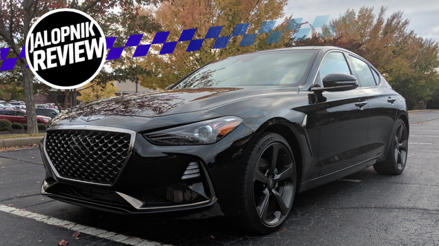 a25de2829c The 2019 Genesis G70 Is as Great as It Needs To Be ...