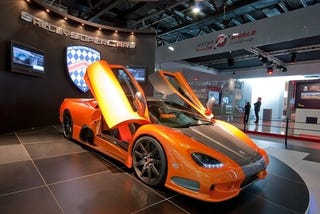 2010 ultimate aero still has 740000 price tag throws in one piece shelby supercars revealed the new for 2010 740000 ultimate aero hyper car in dubai today the new model accelerates from 0 to 62 in 278 seconds sciox Choice Image