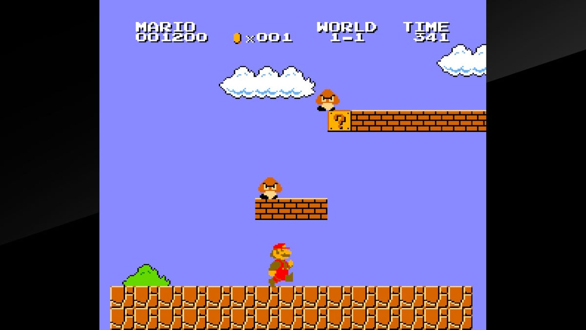 Vs  Super Mario Bros  Is The Meanest Trick Nintendo Ever Played