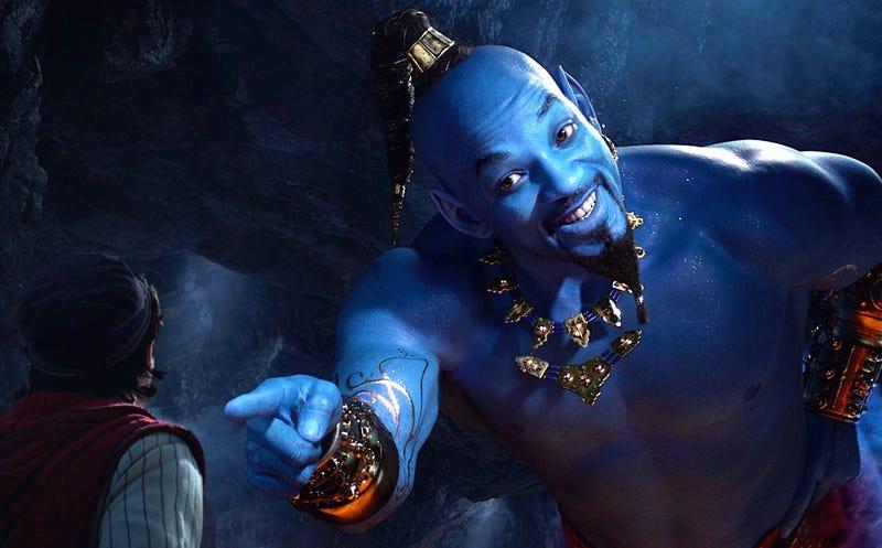 Illustration for article titled Disney quiere hacer una secuela de la película live action de Aladdin, por alguna razón
