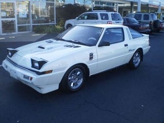 Illustration for article titled Zero in on a Mitsubishi Starion for $2,500!