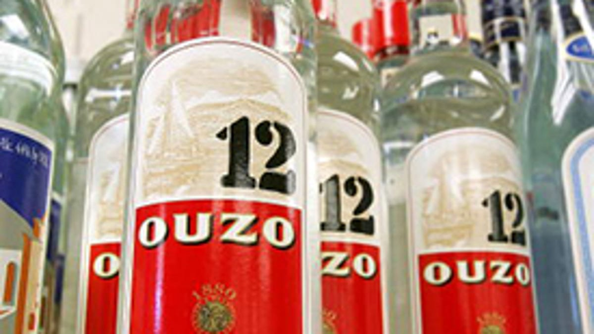 We produce Ouzo and Brandy the traditional way