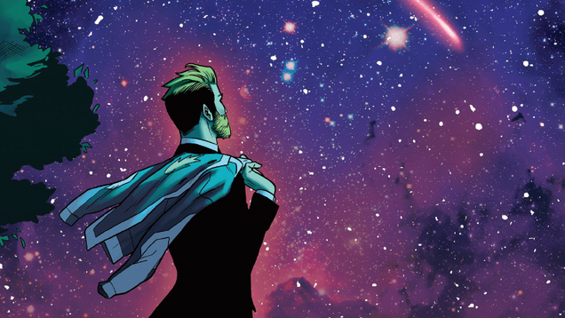 star lord s latest comic proved he s much more than just a goofball in space