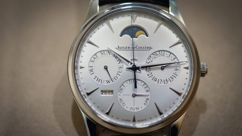 Perpetual Calendar Watch : An introduction to complications the perpetual calendar