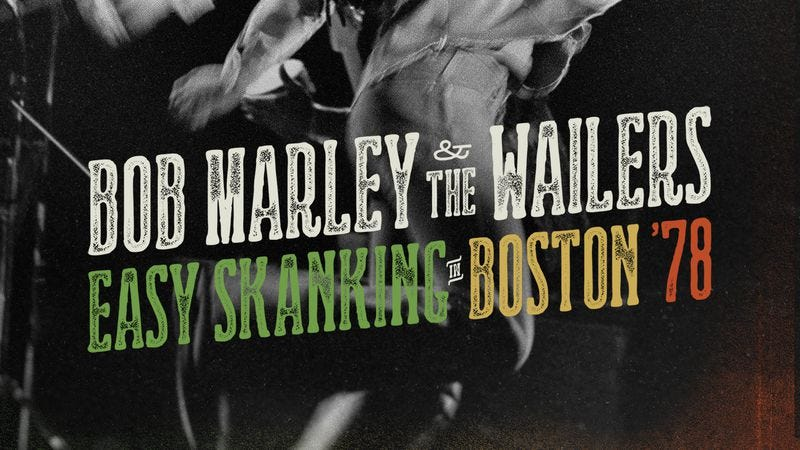 Illustration for article titled Win a Blu-ray of the live Bob Marley special Easy Skanking In Boston '78