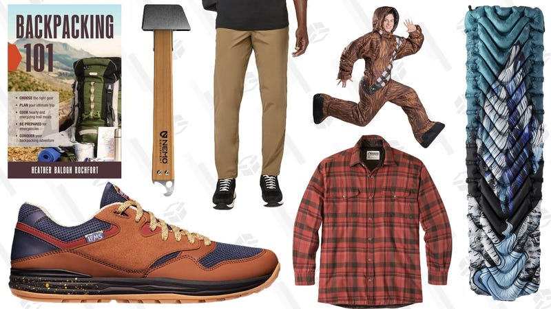Illustration for article titled 10 Outdoorsy Gifts That Dad Will Actually Want to Open on Father's Day