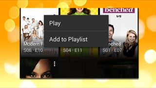 Illustration for article titled Plex for Android Adds Playlist Support, Continuous Playback
