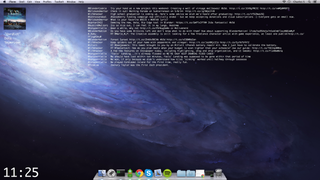 The Galactic Desktop