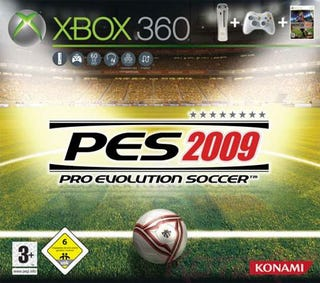 Illustration for article titled Europe Gets An Eighth Xbox 360 Bundle (This Time, With Pro Evo)