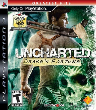 Illustration for article titled Uncharted, SOCOM Now Officially Cheaper