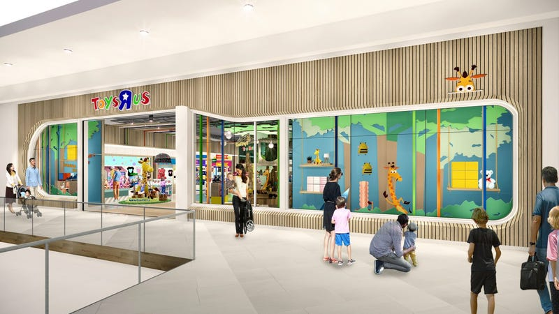 Toys'R'Us Isn't Dead, It's Just Becoming an 'Experience'