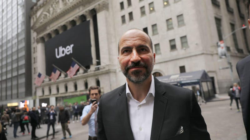 Illustration for article titled Uber Lit $1 Billion on Fire Last Quarter Because That's What Uber Does