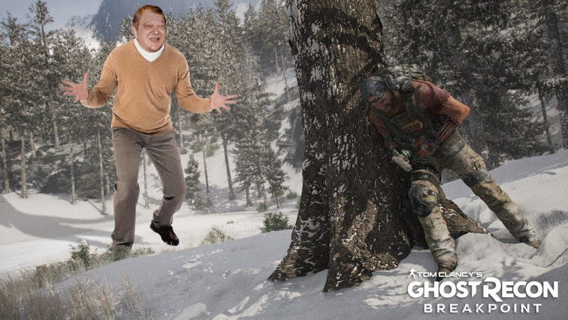 New Leak Reveals That Tom Clancy Will Be Final Boss In 'Tom Clancy's Ghost Recon Breakpoint'