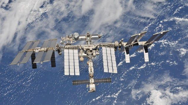 Watch Live: Russia s Nauka Module Docks at the International Space Station