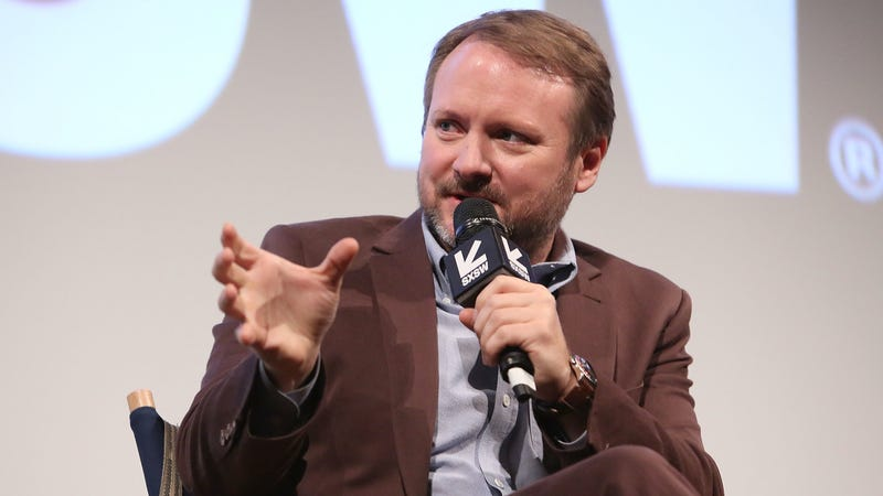 Star Wars: The Last Jedi director Rian Johnson attends the SXSW premiere of behind-the-scenes doc The Director and The Jedi.