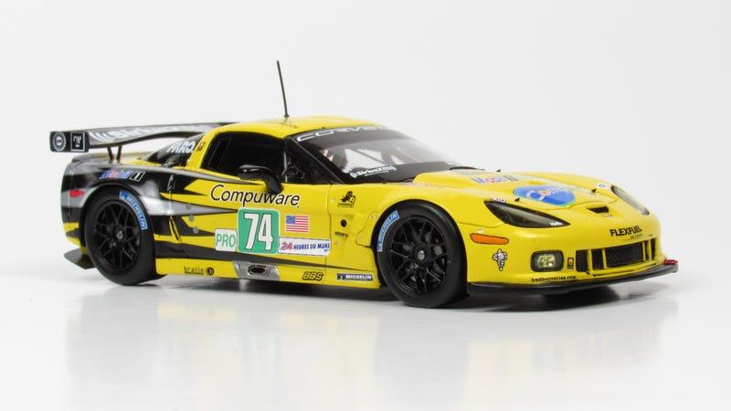 Illustration for article titled Chevrolet Corvette C6.R