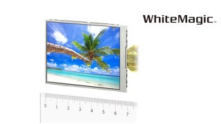 """Illustration for article titled Sony Adds a White Pixel to Energy-Saving """"White Magic"""" Phone Screens"""