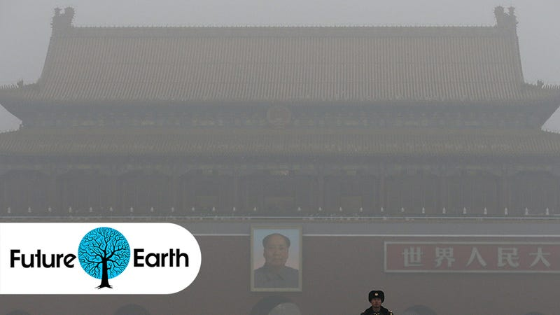Illustration for article titled China's Airpocalypse Is So Bad, It's Banning Half the Cars in Beijing