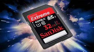 Illustration for article titled The SanDisk Extreme SD Card Is the Perfect Balance Between Price and Performance