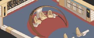 Illustration for article titled Explora el interior de la nave Enterprise con este adictivo juego