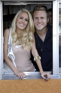Illustration for article titled Are Heidi Montag's Designer Dreams A Recession Casualty?