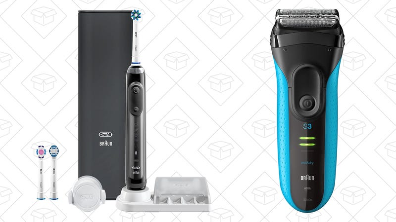 Save 20% on Oral-B and Braun