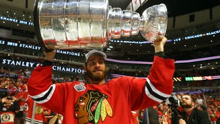 Blackhawks Trade Brandon Saad To Columbus
