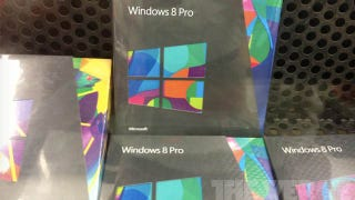 Illustration for article titled Walmart Is Selling Windows 8 a Week and a Half Early, Apparently (Updated)