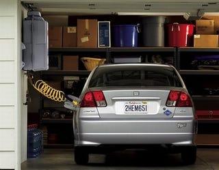 Illustration for article titled Honda Killing The CNG Car?