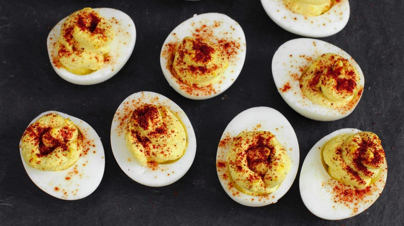 Illustration for article titled I made deviled eggs nine ways and found the best recipe