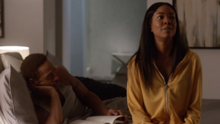 A scene from Being Mary JaneBET