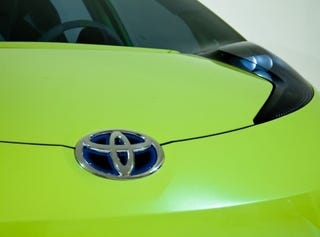 Illustration for article titled Toyota To Debut Mini-Prius Concept At Detroit Auto Show