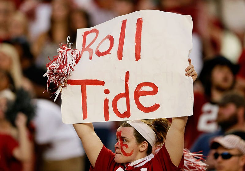 Illustration for article titled Why You Can't Say 'Roll Tide!' to Any Ole Person Up in the Target