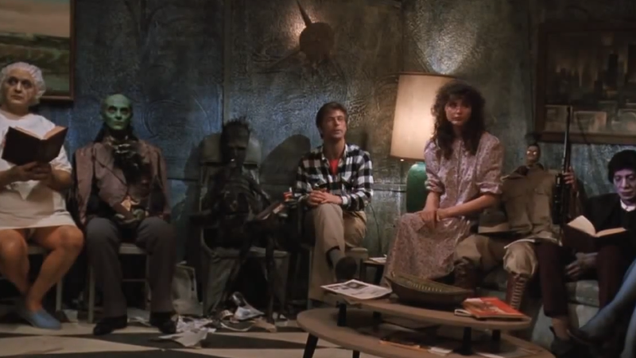 You Can Now Put the Beetlejuice Sequel Back in the Netherworld Waiting Room