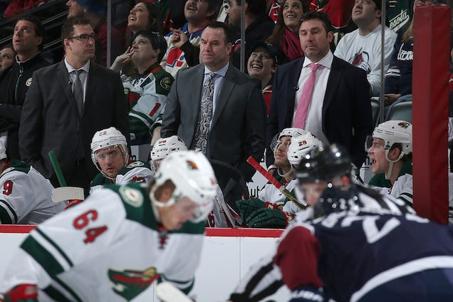 The Minnesota Wild, Who Backed Into The Playoffs, Don't Want To…