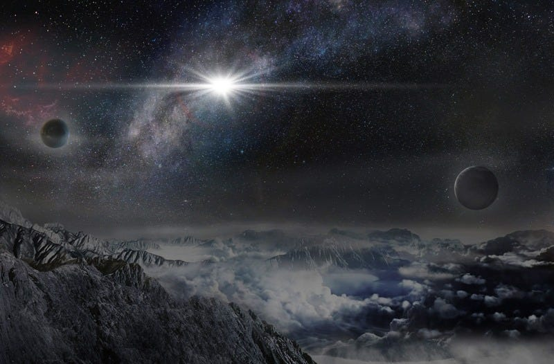 Illustration for article titled Superluminous Supernova Are a New, Strange Way for Stars to Die