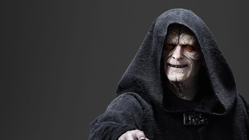 Illustration for article titled Battlefront II's Emperor Palpatine Was Quietly Removed From The Game