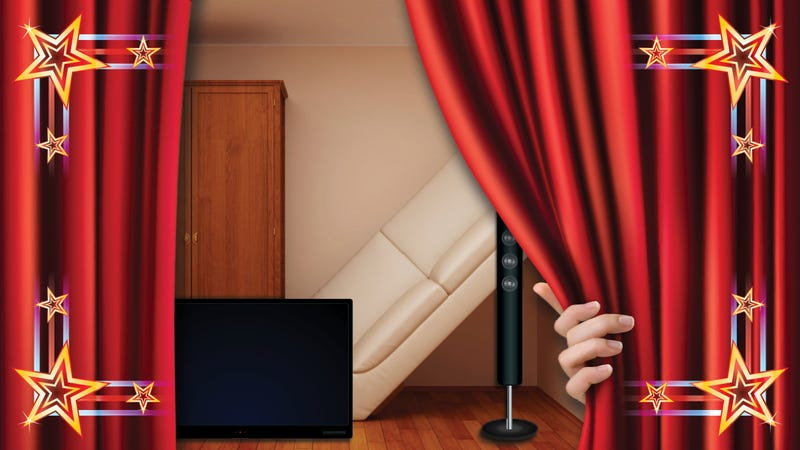 Illustration for article titled How Can I Build a Home Theater in a Small Space?