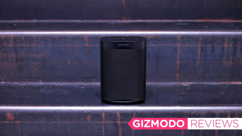 Sonos Finally Squished Alexa Into A Speaker But Maybe Just Buy A Dot - Abt speakers