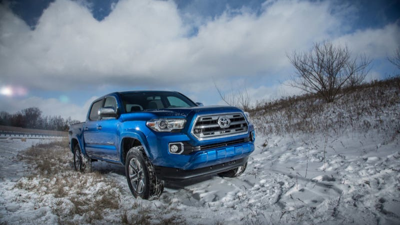 Illustration for article titled 2016 Toyota Tacoma: This Is It