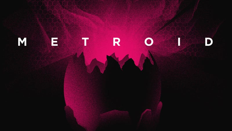 Illustration for article titled This Creepy-Cool Metroid Poster Gives a Shout-out to Alien