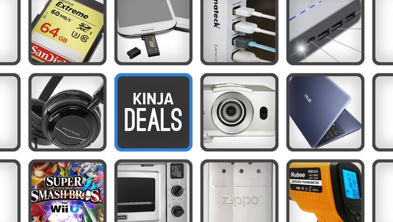 Illustration for article titled The Best Deals for November 7, 2014