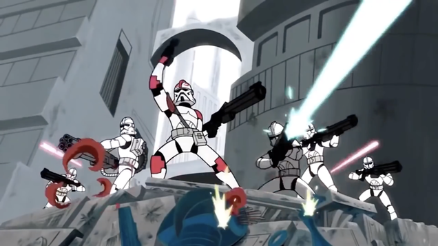 Star Wars Stories From Tartakovsky s Clone Wars That Should Rejoin Canon
