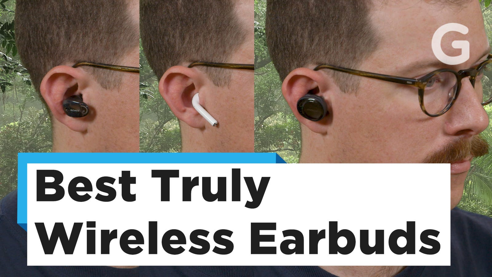 wireless headphones around neck